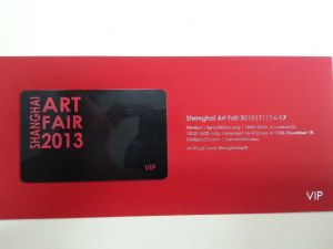 Shanghai art fair